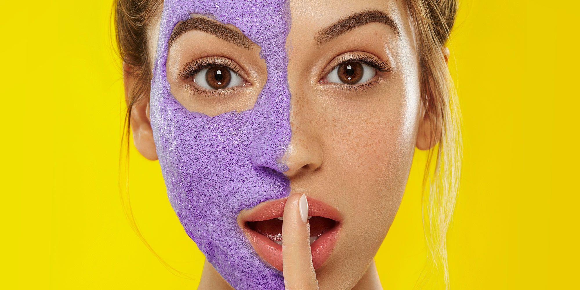 peeling casero para el rostro