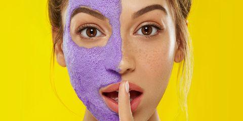 peeling facial en casa mejores exfoliantes