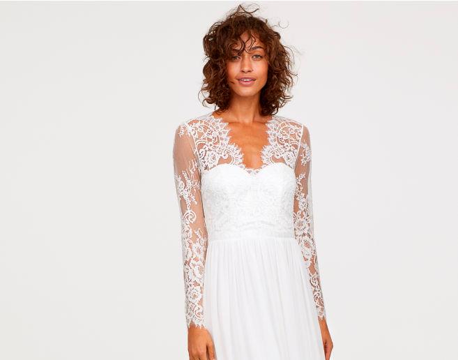 Tu vestido de novia está en H M 71aefef7c7c1