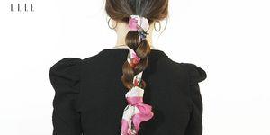 Peinados con pañuelos
