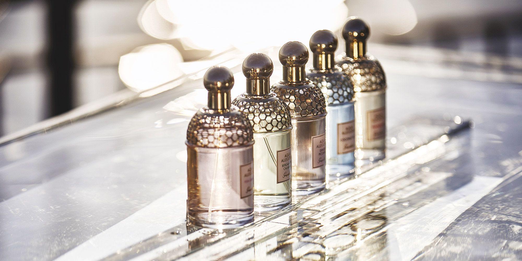 Cómo usar tu perfume en verano para que dure más