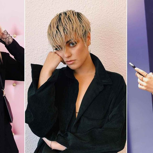Cortes de cabello mujeres 2020 pinterest