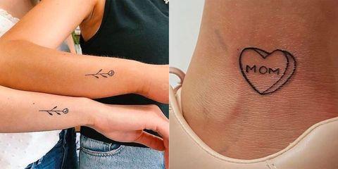 tatuajes madres hijas ideas inspiracion