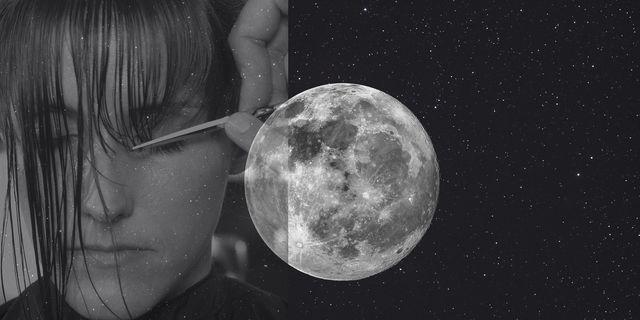 las mejores rutinas de belleza en luna llena