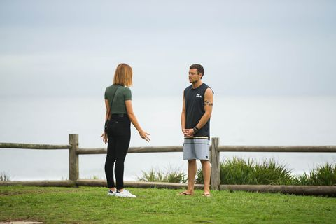 amber simmons and dean thompson in home and away