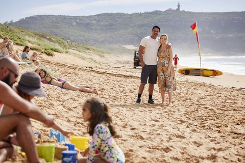 ari parata and mia anderson in home and away