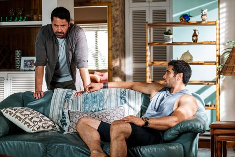 ari parata and tane parata in home and away