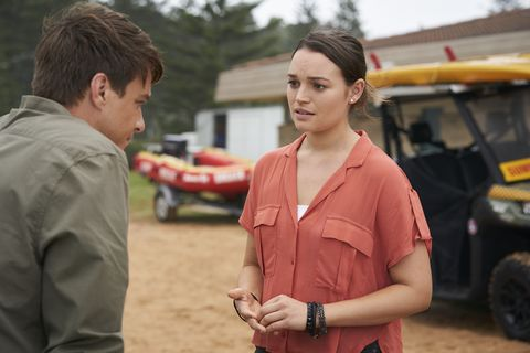colby thorne and bella nixon in home and away