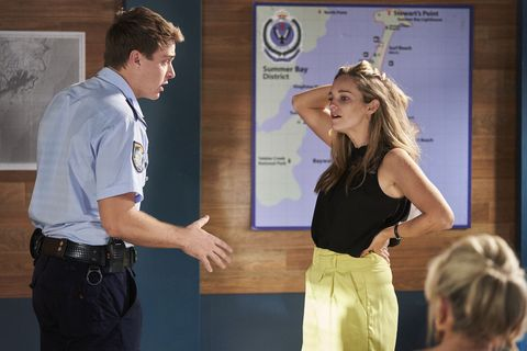 colby thorne and tori morgan in home and away