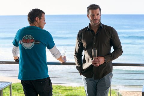 dean thompson and angelo rosetta in home and away