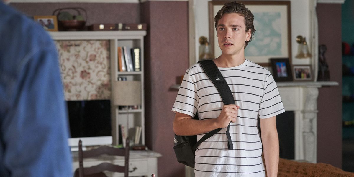 Exclusive: Home and Away star Lukas Radovich on Ryder finding out that Evan is dying