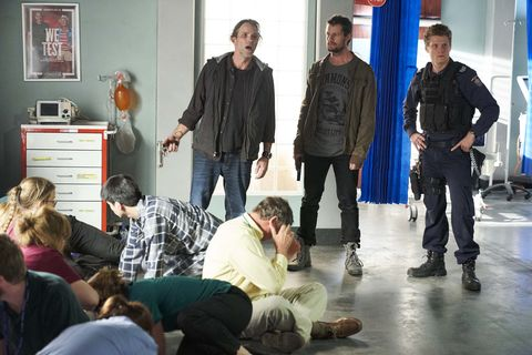 The hospital siege comes to a head in Home and Away
