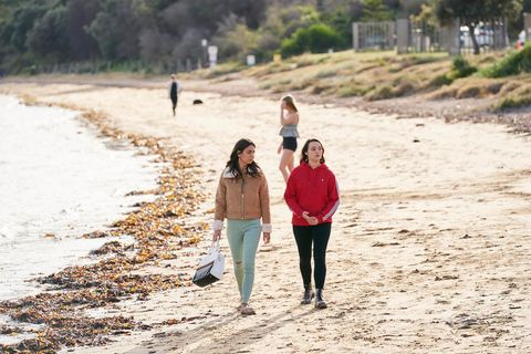 mackenzie booth and bella nixon in home and away