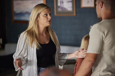 ziggy astoni and logan bennett in home and away