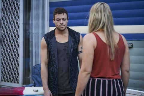 Dean Thompson breaks up with Ziggy Astoni in Home and Away