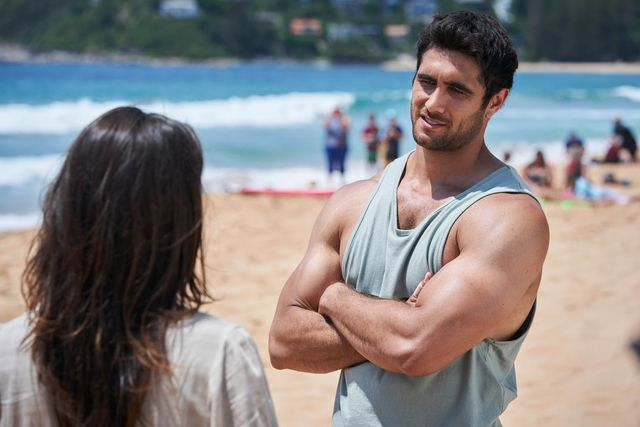 mackenzie booth and tane parata in home and away