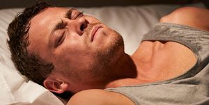 Dean Thompson goes cold turkey in Home and Away