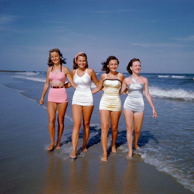 andar bien en la playa
