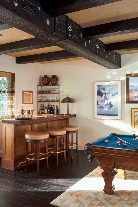 Rec Room Bar Designs: Cool Home Bar Designs, Furniture