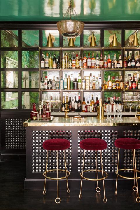 Cool Home Bar Designs, Furniture