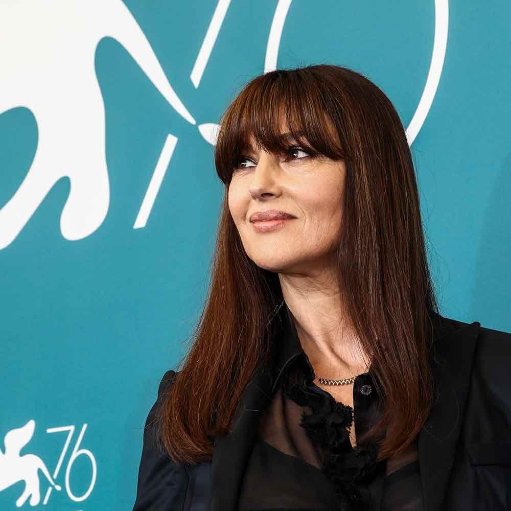 Monica Bellucci se corta el pelo y se hace el cambio de look más radical de su vida