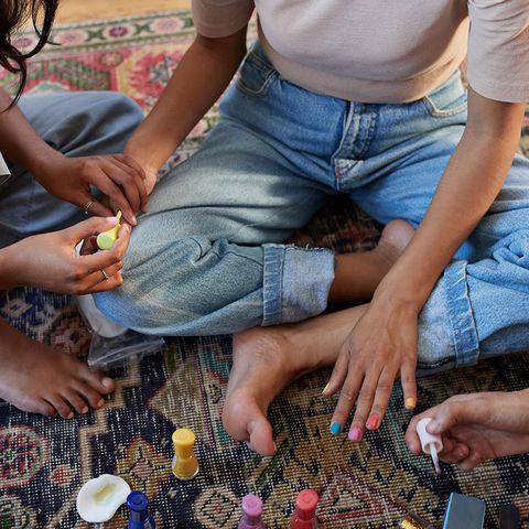 manicuras para unas cortas faciles y originales