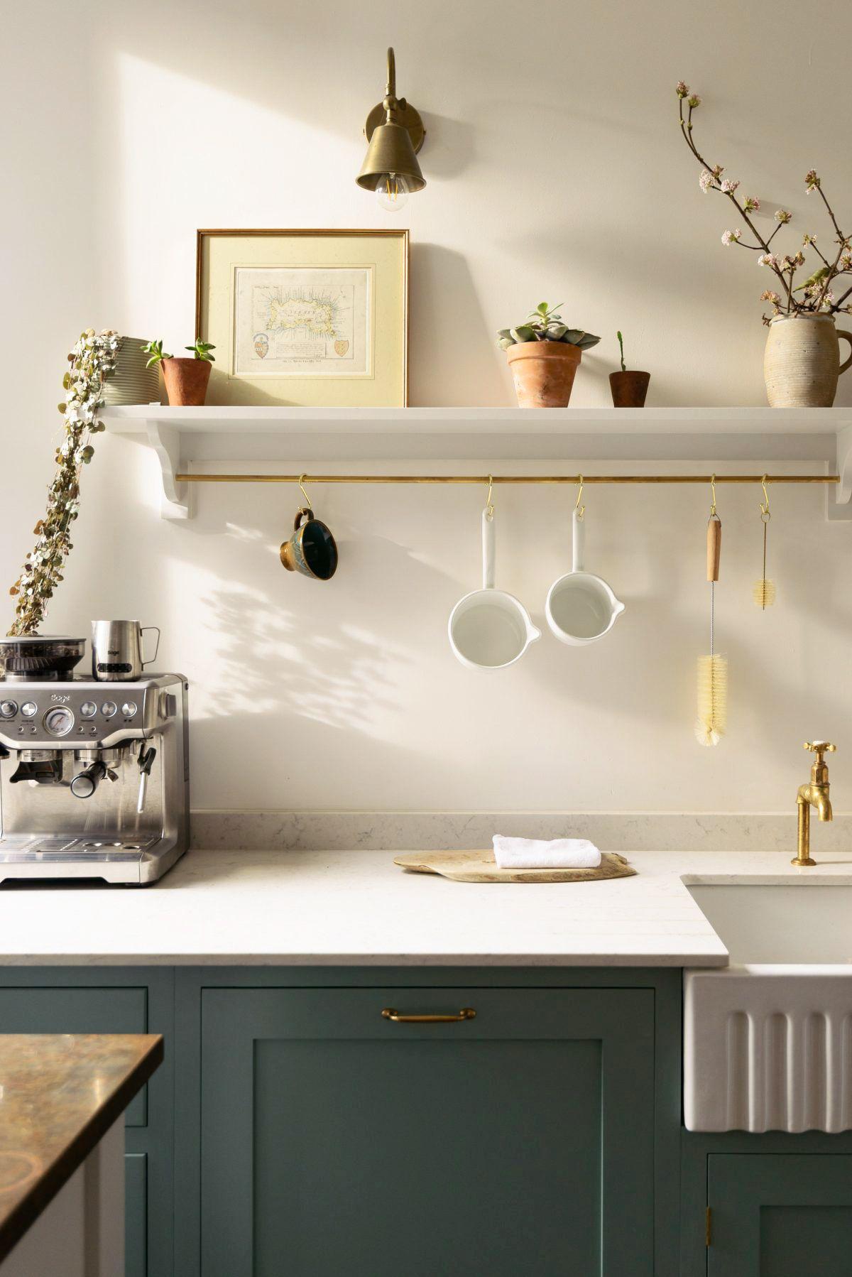 11 Stylish Home Coffee Bars Diy Bar Ideas