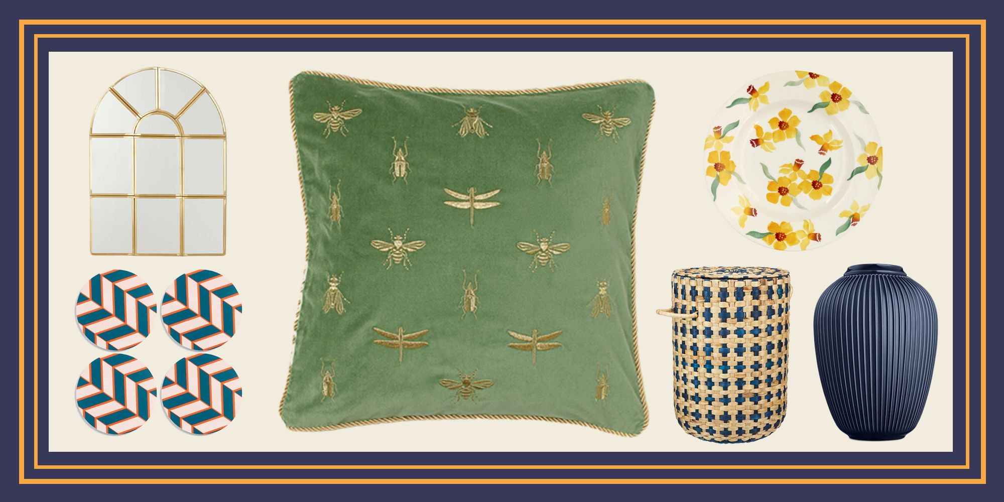 30 must-have home decor buys for spring/summer 2019