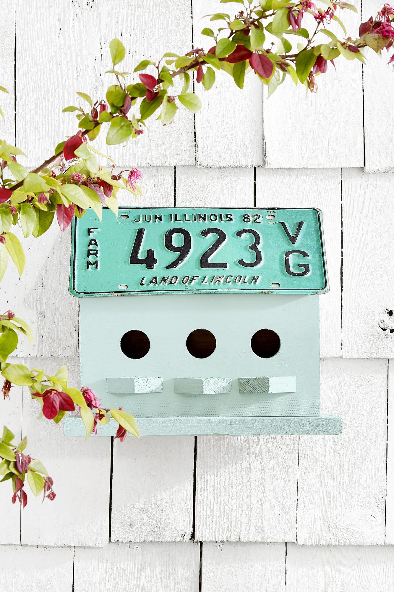 Home Decor Crafts Birdhouse