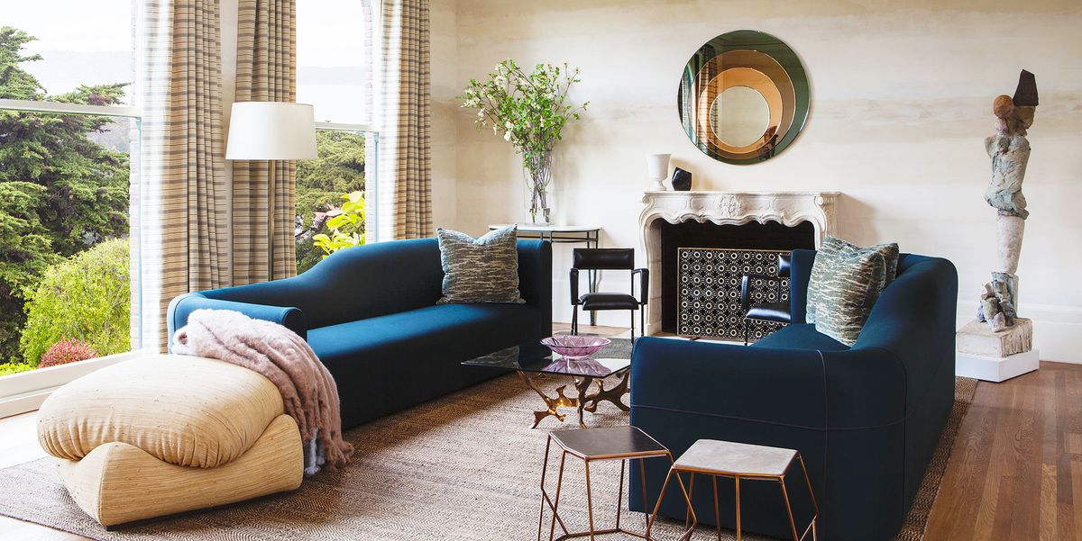 50 Chic Home Decorating Ideas - Easy Interior Design And ...