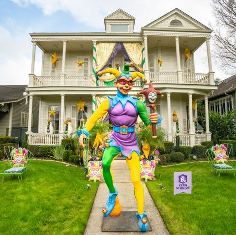 new orleans celebrates mardi gras during covid 19 pandemic