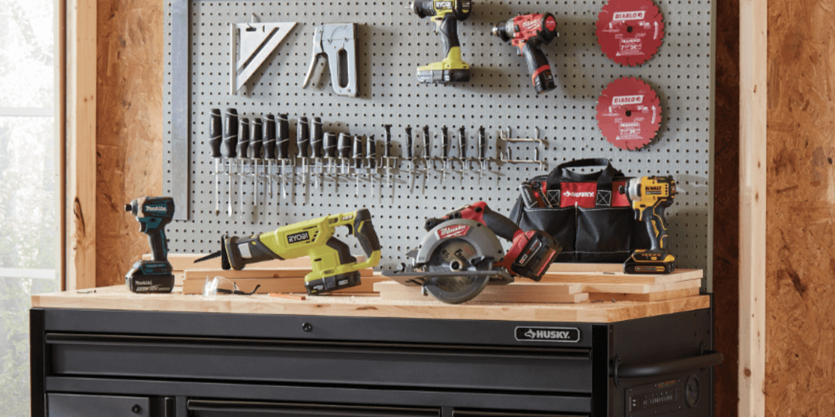 Now Is a Great Time to Save on the Tools Every Home Needs