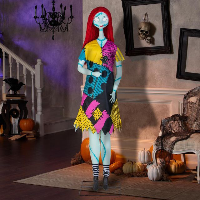 70 inch animated sally from 'the nightmare before christmas'