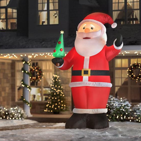 home depot christmas decorations 2018 - Home Depot Inflatable Christmas Decorations