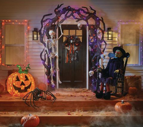 home depot halloween decorations and inflatables 2018