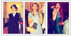Gigi Hadid, Taylor Swift y Blake Lively disfrazadas de Dorothy, La Sirenita y Mary Poppins por Nochevieja