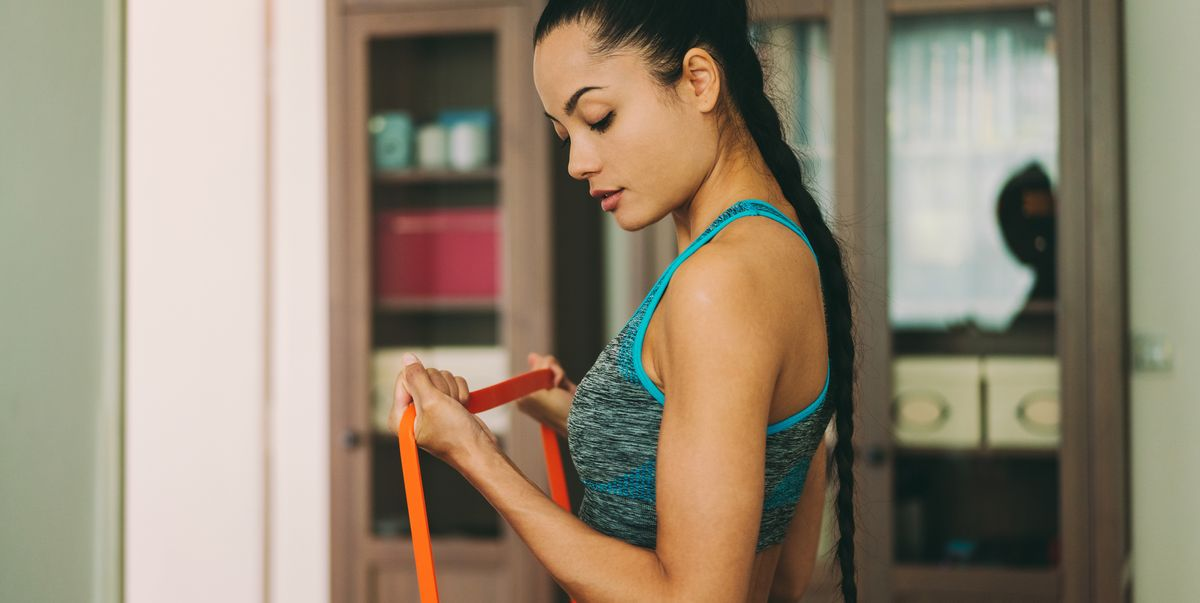 Yes, You Can Get Stronger Without a Gym—Try This Total-Body Circuit Workout