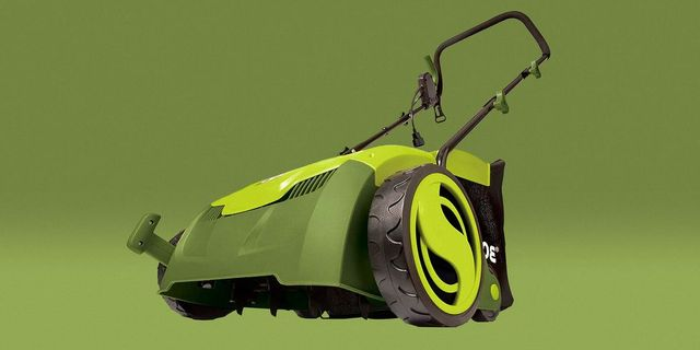best lawn dethatcher