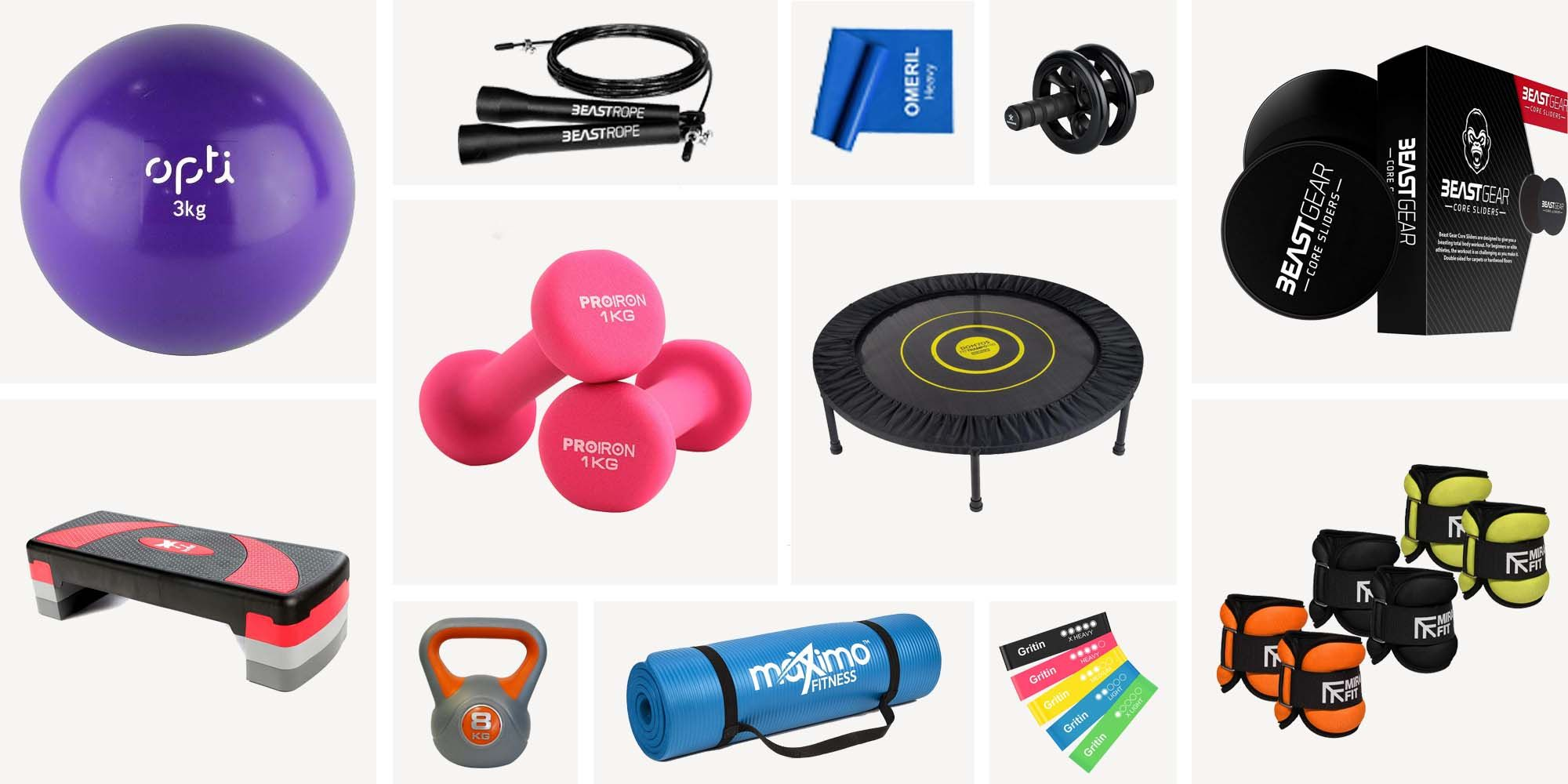 The best home gym equipment 2020