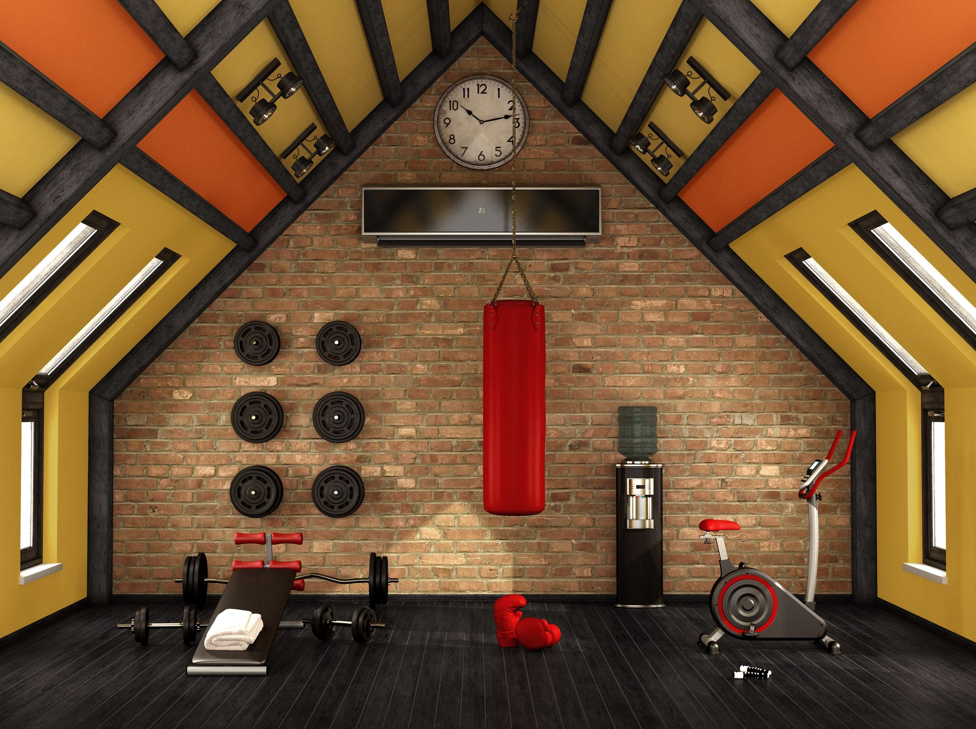 Best equipment for your home gym for create a home gym