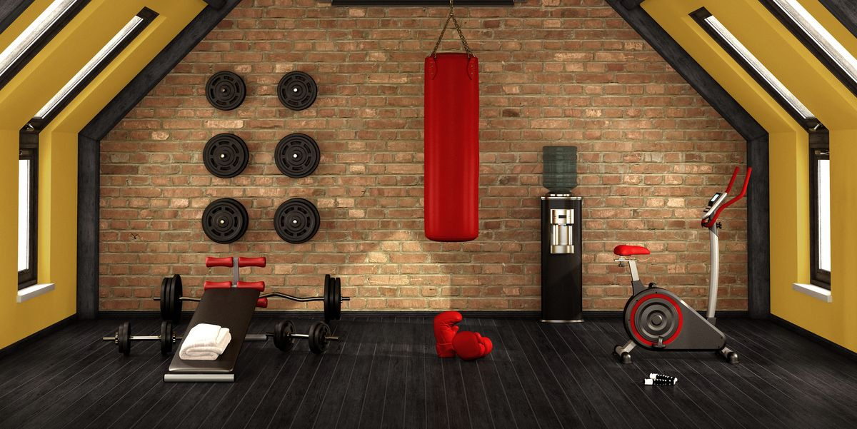 Home Gym Design: Best Equipment For Your Home Gym For 2019