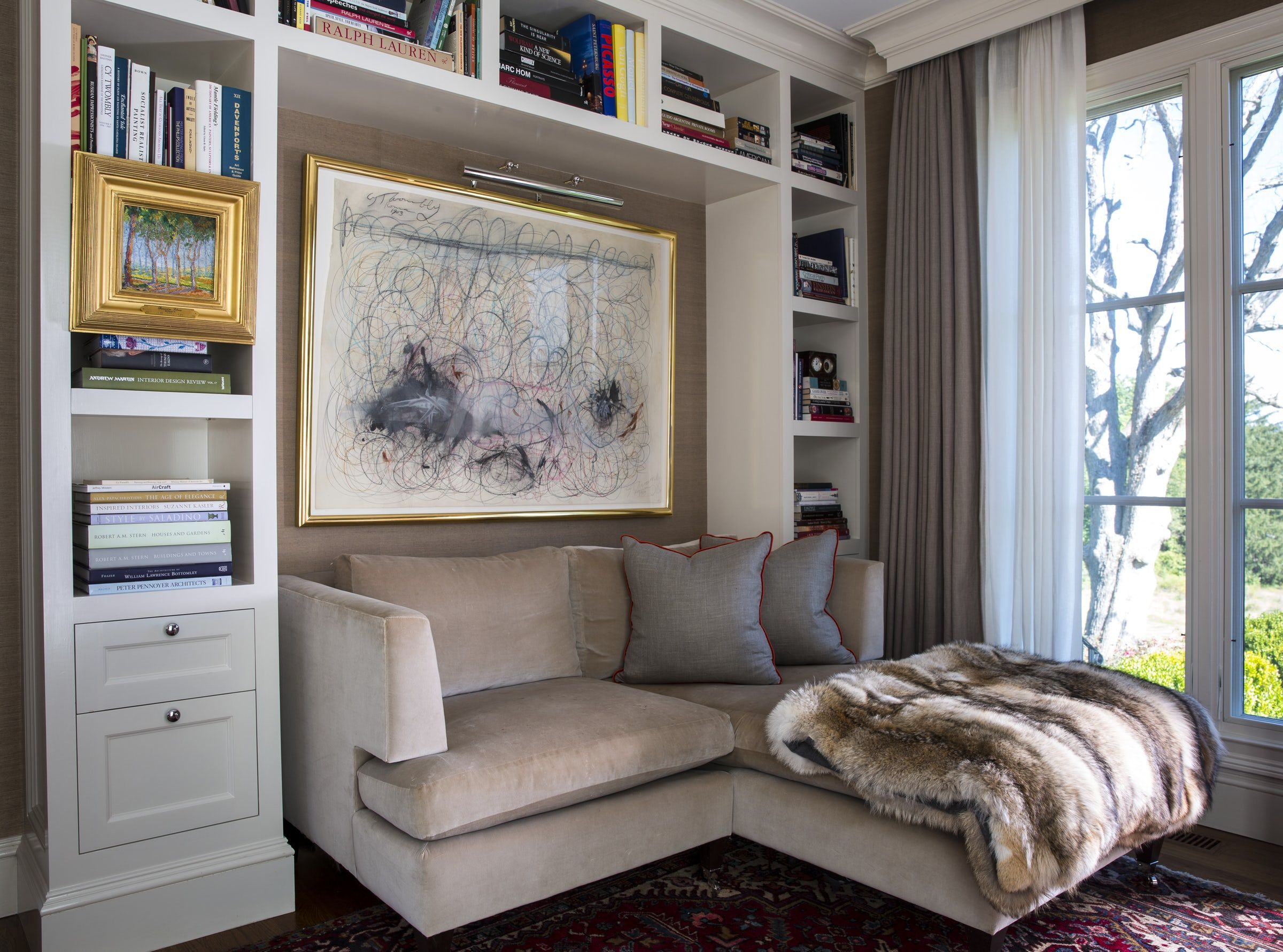 10 Best Home Library Ideas - Reading Nooks At Home