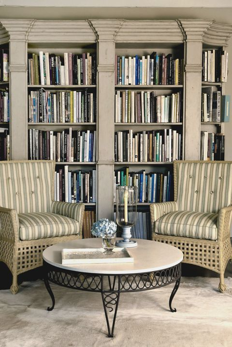 45 Best Home Library Ideas - Reading Nooks At Home