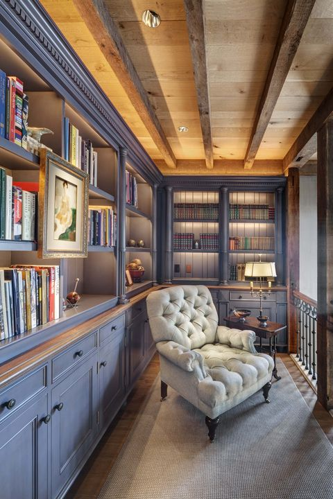 Cool Home Library: 45 Best Home Library Ideas