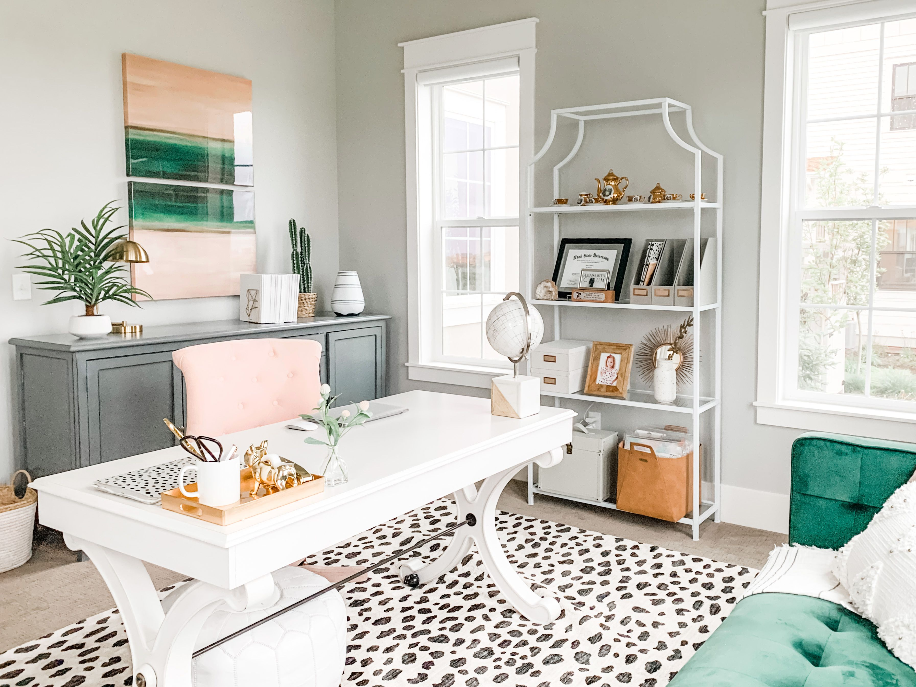 Design The Home Office Of Your Dreams With Chatbooks Home Office Decor Photos
