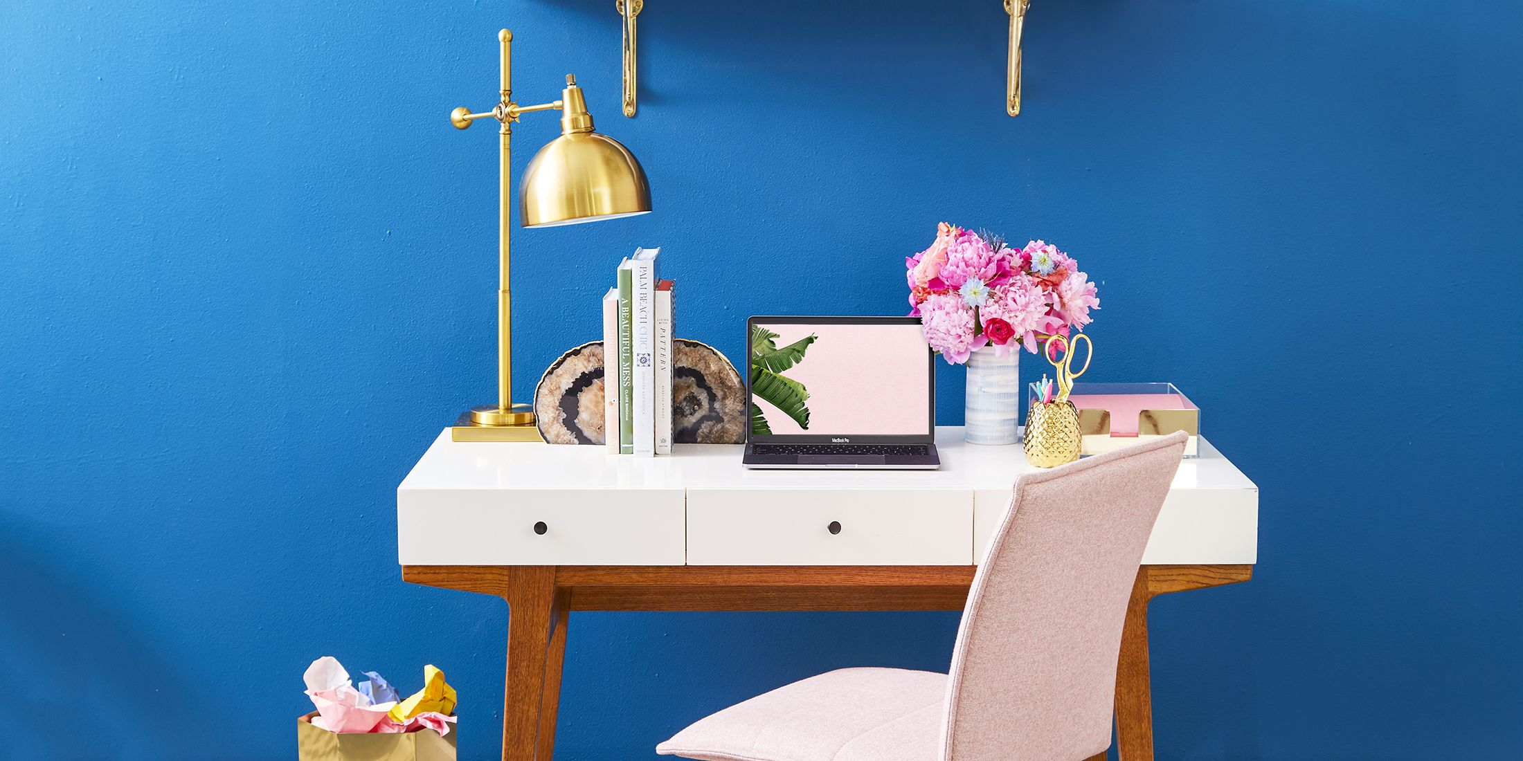 16 Home Office Ideas That'll Motivate You to Work in Style