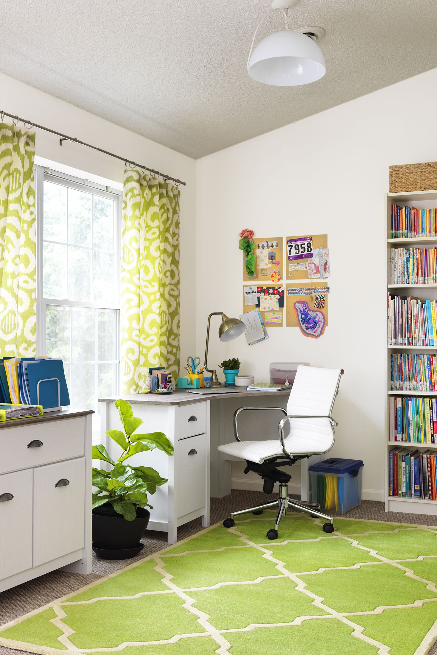24 Best Home Office Ideas - How to Decorate a Home Office