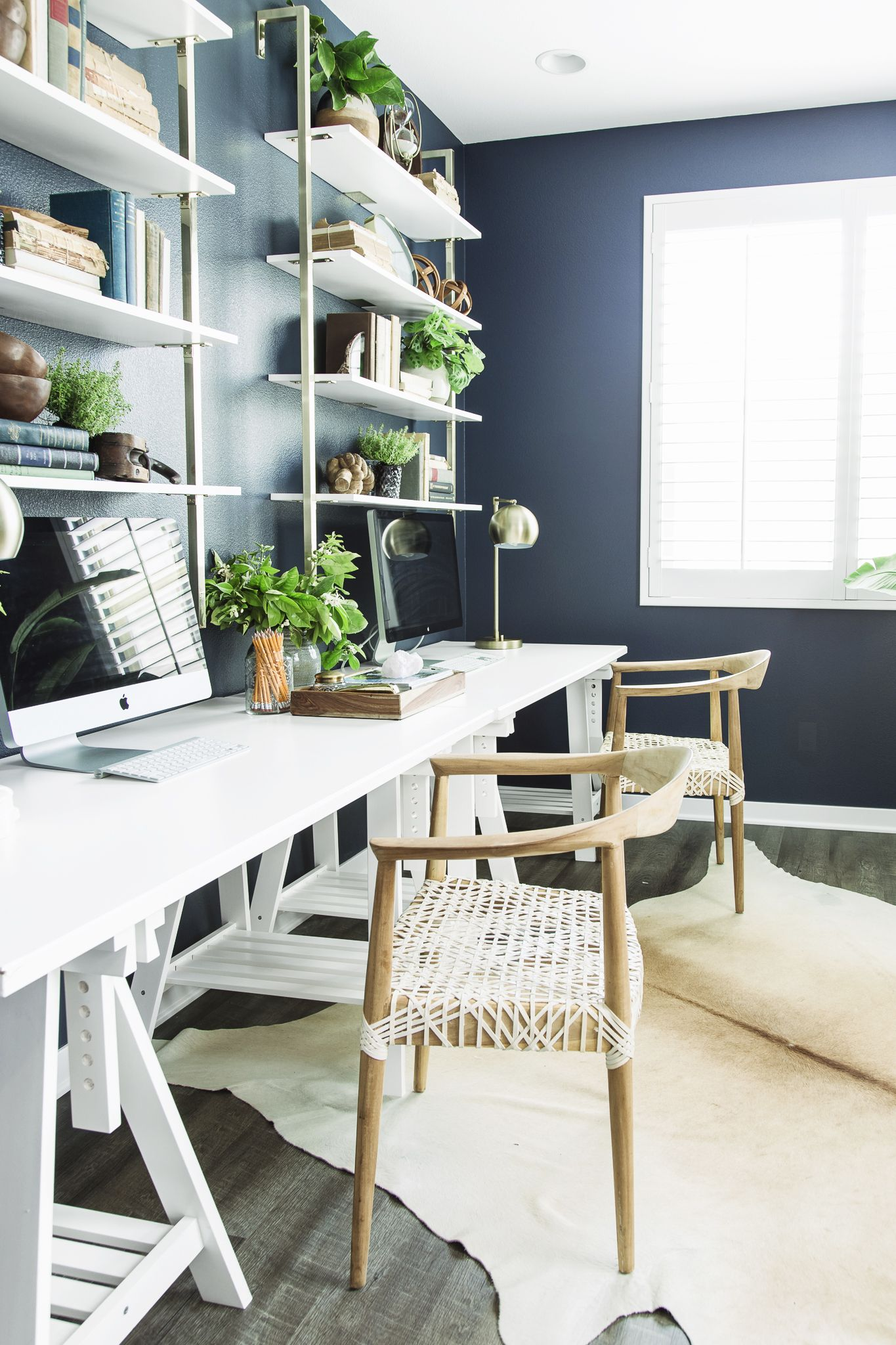 25 Best Home Office Ideas - How to Decorate a Home Office