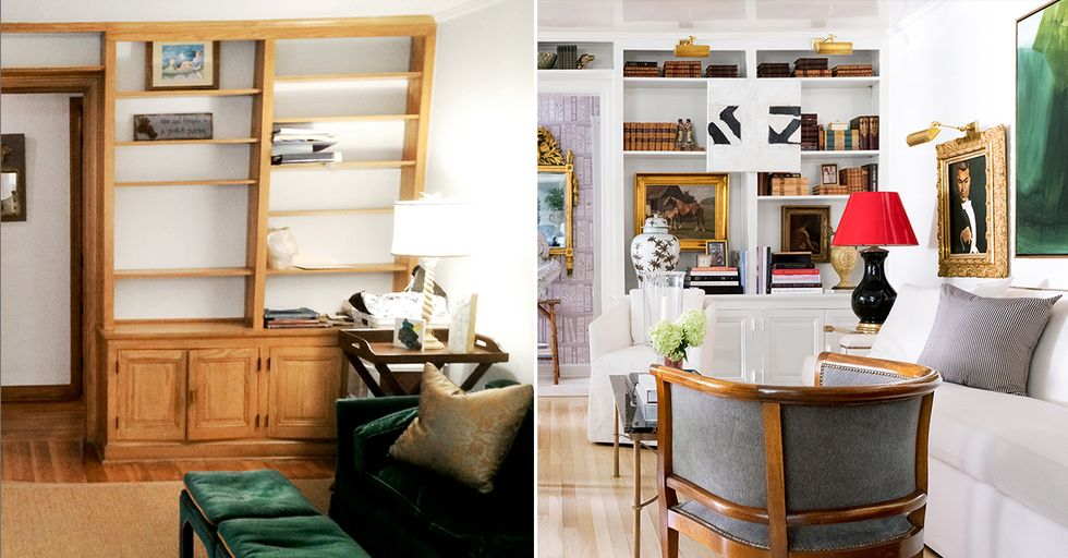 28 Incredibly Satisfying Home Organization Before and After Photos thumbnail
