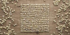 sopa de letras